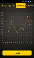 Push Ups App - Record